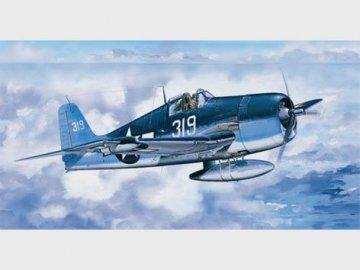 F6F-3N Hellcat · TRU 02258 ·  Trumpeter · 1:32