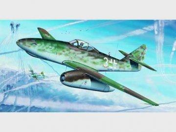Messerschmitt Me 262 A-1a Heavy Armament (with R4M Rocket) · TRU 02260 ·  Trumpeter · 1:32