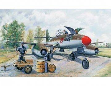 Messerschmitt Me 262 A-1a · TRU 02261 ·  Trumpeter · 1:32