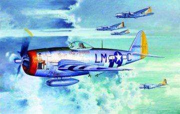 P-47D ´Thunderbolt´ · TRU 02263 ·  Trumpeter · 1:32