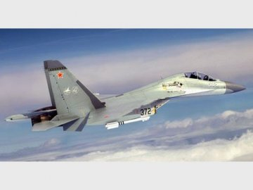Su-30MKK Flanker-G · TRU 02271 ·  Trumpeter · 1:32