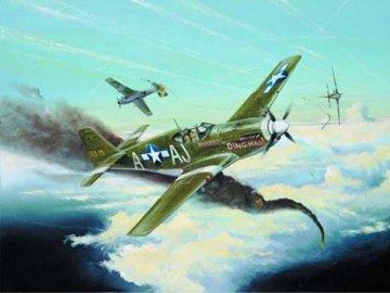 Mustang P-51B · TRU 02274 ·  Trumpeter · 1:32