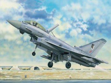 EF-2000 Eurofighter Typhoon · TRU 02278 ·  Trumpeter · 1:32