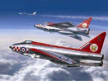 Englisch Electric (BAC) Lightning F.1A/F.3 · TRU 02280 ·  Trumpeter · 1:32