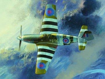 RAF Mustang III (P-51B/C) · TRU 02283 ·  Trumpeter · 1:32