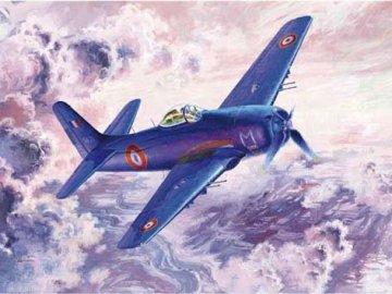 F8F-1B Bearcat · TRU 02284 ·  Trumpeter · 1:32