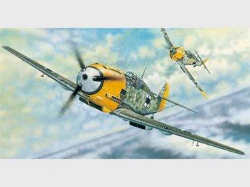Messerschmitt Bf 109 E-3 · TRU 02288 ·  Trumpeter · 1:32