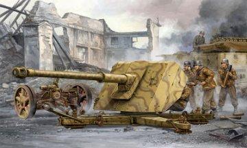 German 88mm PAK 43/41 · TRU 02308 ·  Trumpeter · 1:35