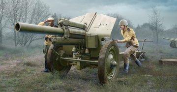 Soviet 122mm Howitzer 1938 M-30 LateVers · TRU 02344 ·  Trumpeter · 1:35