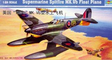Supermarine Spitfire Mk. Vb Wasserflugzeug · TRU 02404 ·  Trumpeter · 1:24