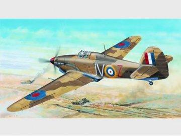 Hawker Hurricane IID Trop · TRU 02417 ·  Trumpeter · 1:24