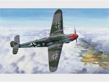 Messerschmitt Bf 109 K-4 · TRU 02418 ·  Trumpeter · 1:24