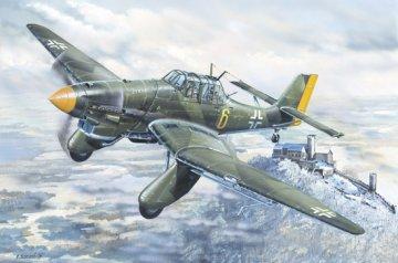Junkers Ju-87A Stuka · TRU 02420 ·  Trumpeter · 1:24