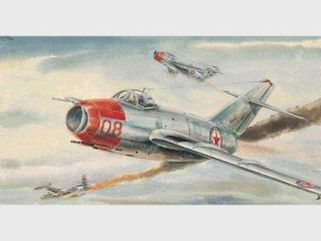 MiG-15 bis Fagot · TRU 02806 ·  Trumpeter · 1:48