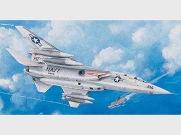 North American RA-5C Vigilante · TRU 02809 ·  Trumpeter · 1:48