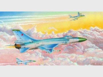 Sukhoi Su-15 TM Flagon F · TRU 02811 ·  Trumpeter · 1:48