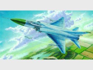 Sukhoi Su-15 UM Flagon F · TRU 02812 ·  Trumpeter · 1:48