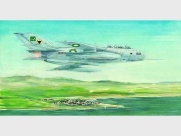 Shenyang FT-6 Trainer · TRU 02813 ·  Trumpeter · 1:48