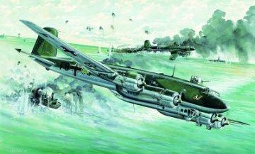 Focke-Wulf Fw 200 C-4 Condor · TRU 02814 ·  Trumpeter · 1:48