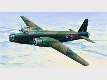 Wellington Mk. III · TRU 02823 ·  Trumpeter · 1:48