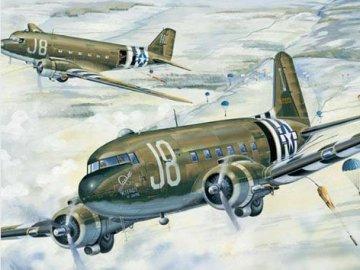 C-47A Skytrain · TRU 02828 ·  Trumpeter · 1:48