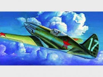 Soviet MiG-3 Early Version · TRU 02830 ·  Trumpeter · 1:48