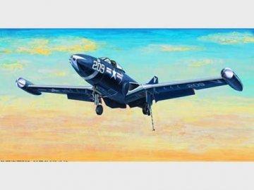 F9F-2 ´´Phanter´´ US Navy · TRU 02832 ·  Trumpeter · 1:48