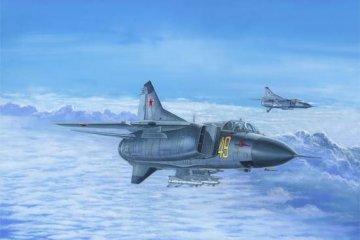 Russian MiG-23M Flogger-B · TRU 02853 ·  Trumpeter · 1:48