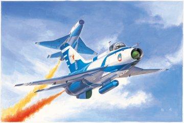 J-7GB Fighter · TRU 02862 ·  Trumpeter · 1:48