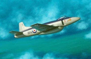 Supermarine Attacker FB.2 Fighter · TRU 02867 ·  Trumpeter · 1:48