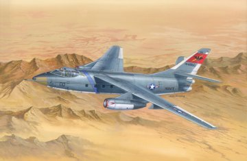 TA-3B Skywarrior Strategic Bomber · TRU 02870 ·  Trumpeter · 1:48