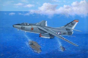 EA-3B Skywarrior Strategic Bomber · TRU 02871 ·  Trumpeter · 1:48