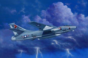ERA-3B Skywarrior Strategic Bomber · TRU 02873 ·  Trumpeter · 1:48