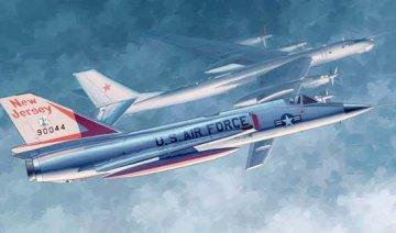US F-106A Delta Dart · TRU 02891 ·  Trumpeter · 1:48