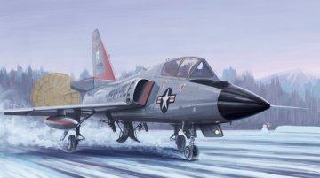 US F-106B Delta Dart · TRU 02892 ·  Trumpeter · 1:48