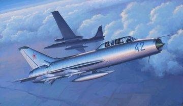 Soviet Su-9U Maiden · TRU 02897 ·  Trumpeter · 1:48