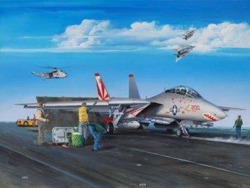 F-14A Tomcat · TRU 03201 ·  Trumpeter · 1:32