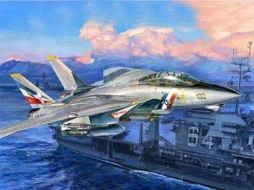 F-14D Super Tomcat · TRU 03203 ·  Trumpeter · 1:32