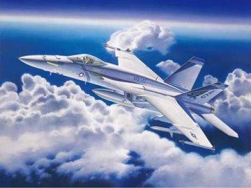 F/A-18E Super Hornet · TRU 03204 ·  Trumpeter · 1:32