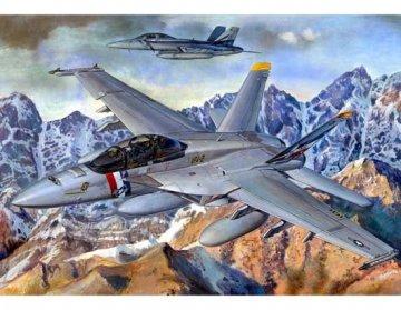 F/A-18F Super Hornet · TRU 03205 ·  Trumpeter · 1:32