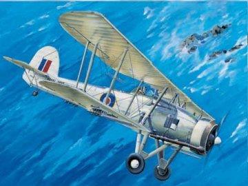 Fairey Swordfish Mark II · TRU 03208 ·  Trumpeter · 1:32