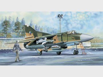 MiG-23MF Flogger-B · TRU 03209 ·  Trumpeter · 1:32