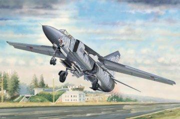 MiG-23ML Flogger-G · TRU 03210 ·  Trumpeter · 1:32
