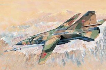 MiG - 23 MLD Flogger-K · TRU 03211 ·  Trumpeter · 1:32