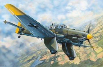 Junkers Ju 87 A Stuka · TRU 03213 ·  Trumpeter · 1:32