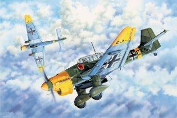 Junkers Ju 87 B-2 Stuka · TRU 03214 ·  Trumpeter · 1:32
