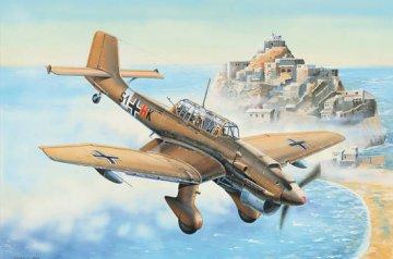 Junkers Ju 87 R Stuka · TRU 03216 ·  Trumpeter · 1:32