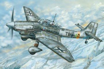 Junkers Ju 87 D Stuka · TRU 03217 ·  Trumpeter · 1:32