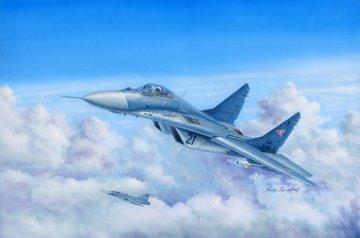 Russian MIG-29A Fulcrum · TRU 03223 ·  Trumpeter · 1:32