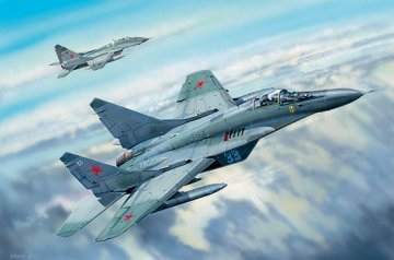 Russian MIG-29C Fulcrum · TRU 03224 ·  Trumpeter · 1:32
